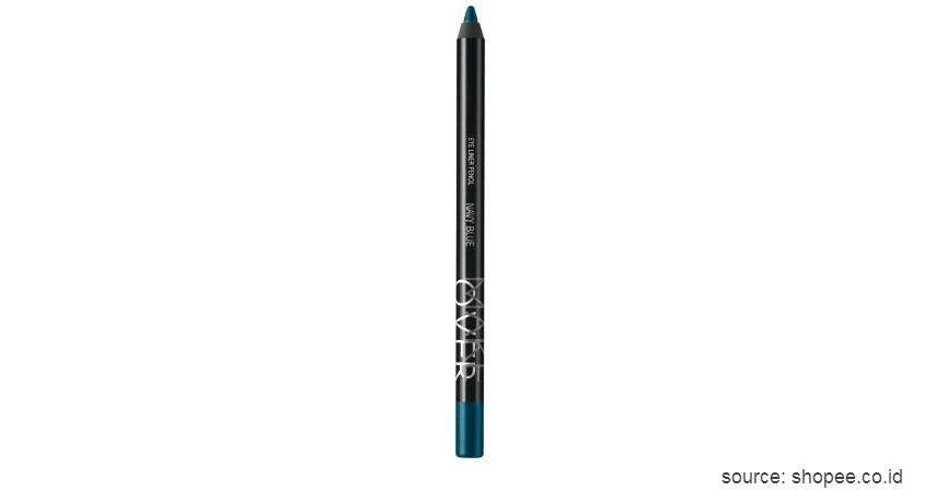Make Over Eyeliner Pencil - Merk Eyeliner Waterproof Terbaik Harga Terjangkau