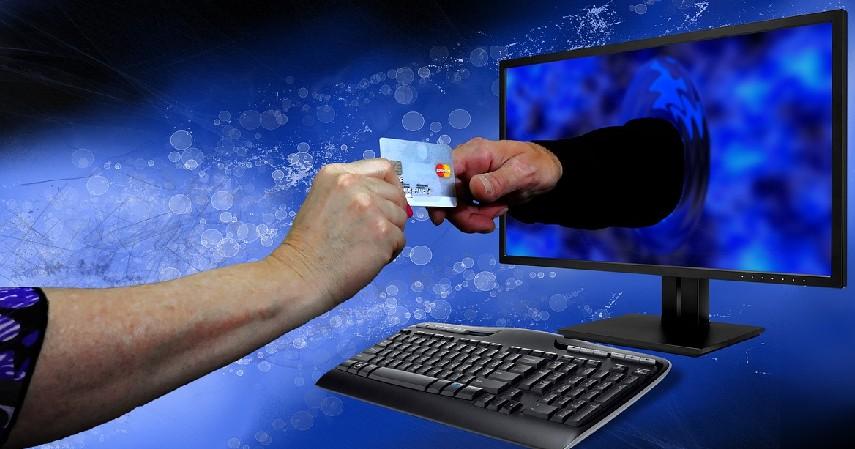 Menggunakan virtual credit card - 5 Cara Membuat Kartu Kredit Tanpa Slip Gaji