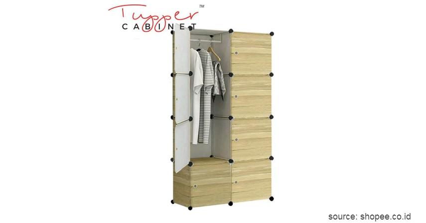 Merk Tupper Cabinet - Rekomendasi Merk Lemari Plastik Terbaik yang Awet Pemakaian