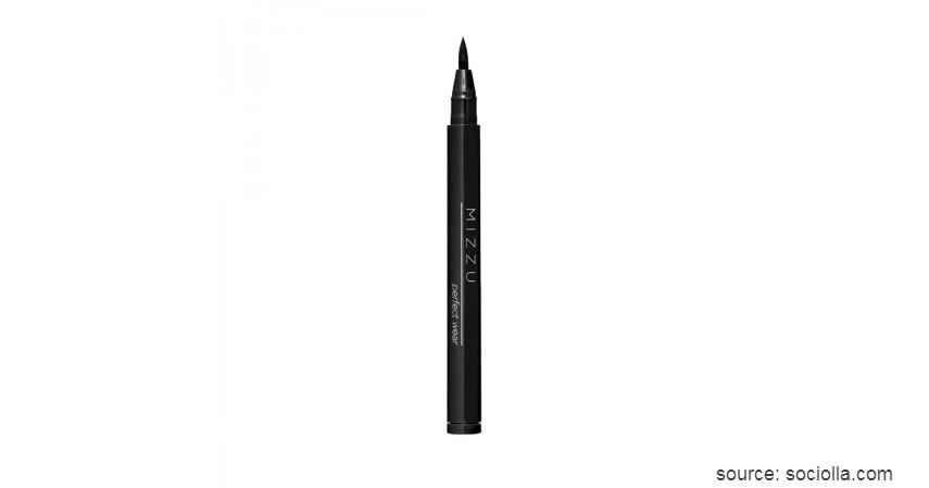 Mizzu Perfect Wear Eyeliner Pen - Merk Eyeliner Waterproof Terbaik Harga Terjangkau