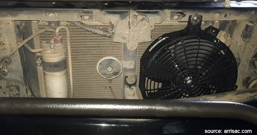 Motor Extra Fan Mati - Penyebab AC Mobil Tidak Dingin Beserta Solusi