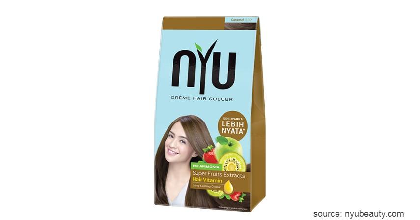 NYU Hair Color Creme - 9 Merk Cat Rambut yang Bagus dengan Harga Terjangkau