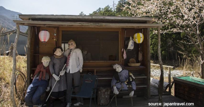 Nagoro Jepang - 7 Kota Terunik di Dunia dengan Ciri Khas Keren