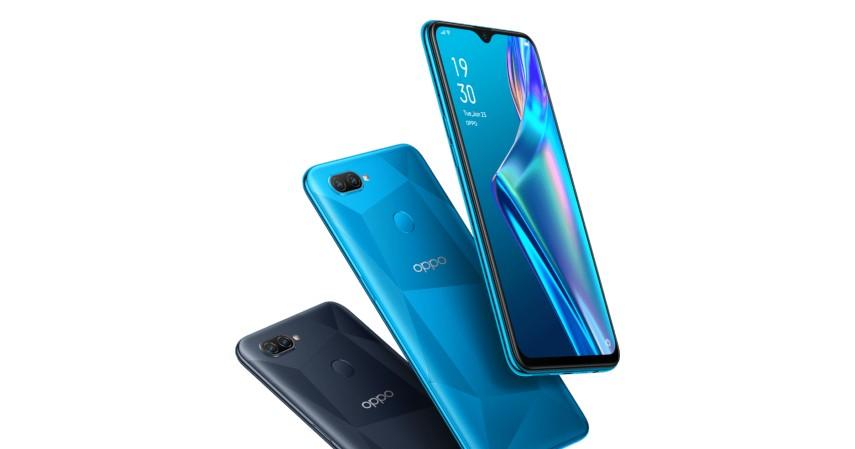 OPPO A12 - 8 Handphone yang Cocok untuk Ibu Rumah Tangga