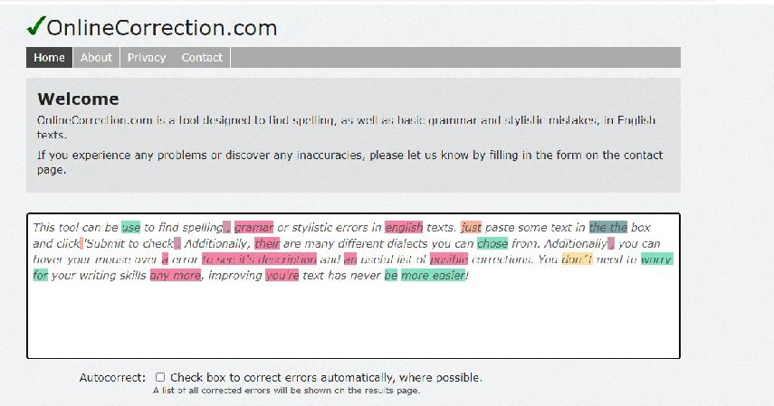 Online Correction - 12 Aplikasi Untuk Cek Tata Bahasa atau Grammar Inggris Gratis