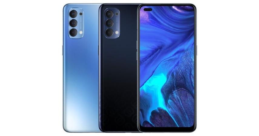 Oppo Reno 4 - 5 Handphone Paling Laris di Indonesia Selama 2020
