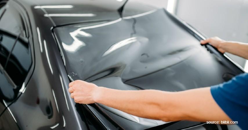 Pemasangan Harus Dilakukan Secara Profesional - Tips Memilih Kaca Film untuk Mobil