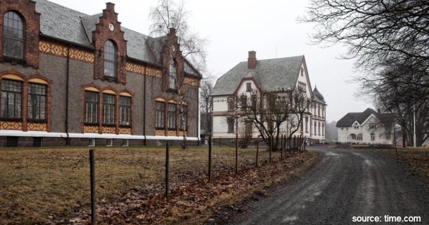 Penjara Bastoy Norwegia - 10 Penjara Terburuk dan Termewah di Dunia