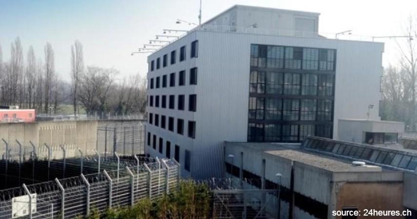 Penjara Champ Dollon Swiss - 10 Penjara Terburuk dan Termewah di Dunia