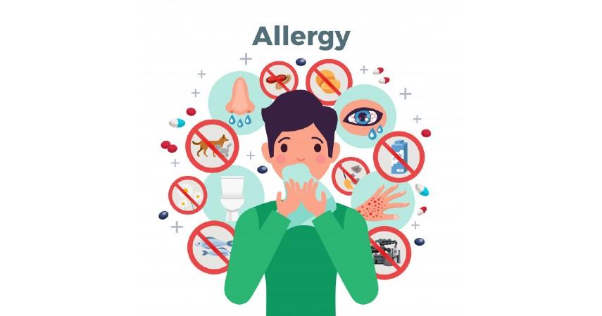Penyakit yang Diwariskan Orang Tua ke Anak - Alergi