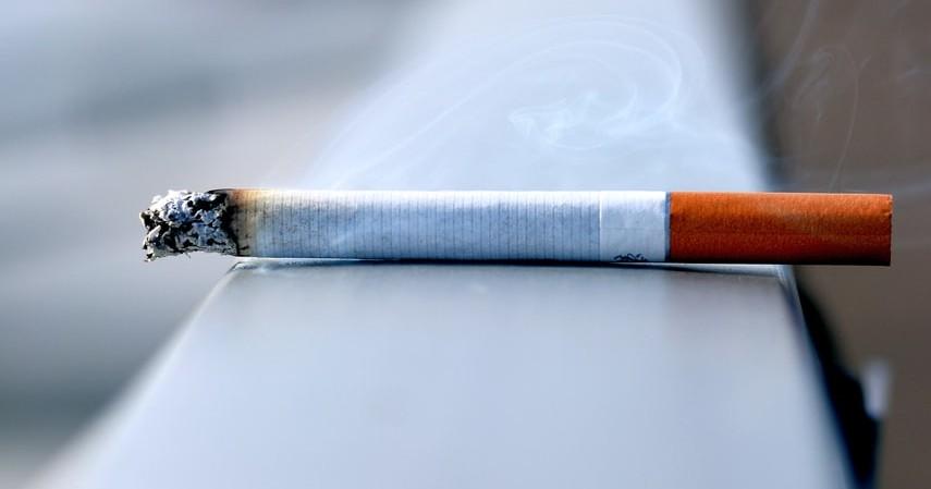 Penyebab Komedo dan Cara Mengatasinya - Merokok
