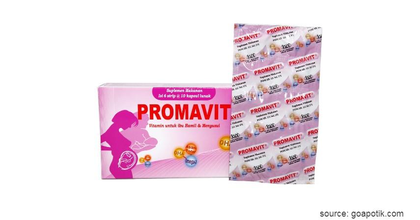Promavit - Vitamin Ibu Hamil Terbaik