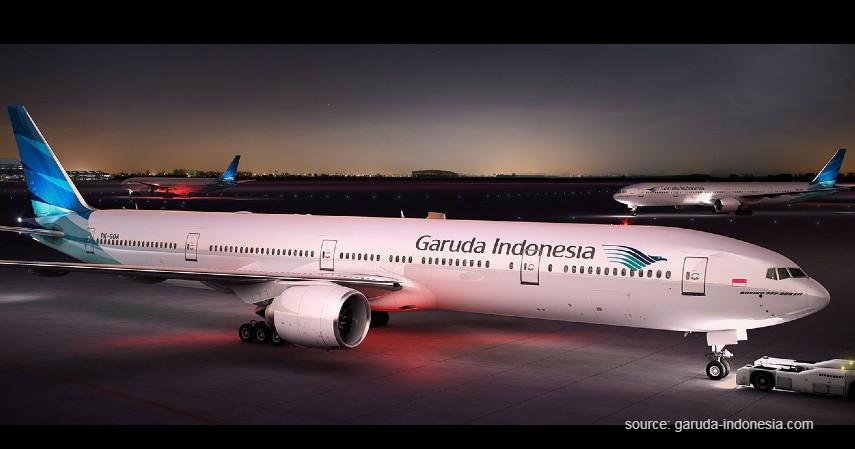 Promo Garuda Indonesia - Promo Kartu Kredit Citibank Desember 2020