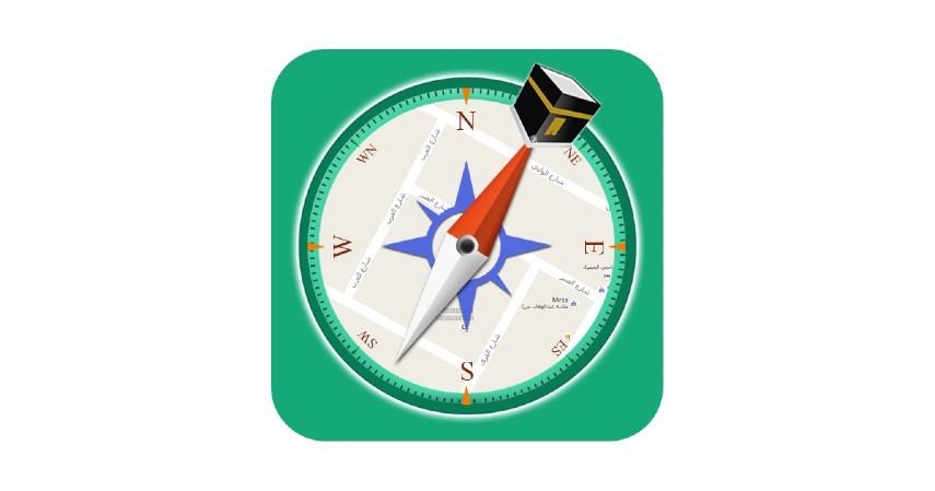 Qibla Compass – Prayer Times Quran MP3 Azan - 7 Aplikasi Kiblat Terbaik