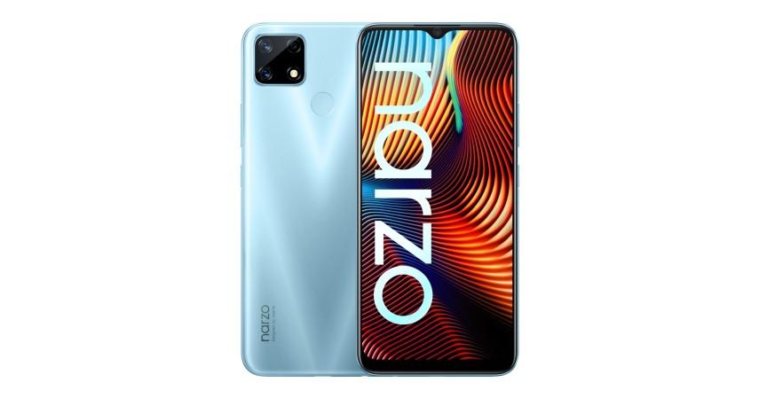 Realme Narzo 20 - 8 Handphone yang Cocok untuk Ibu Rumah Tangga