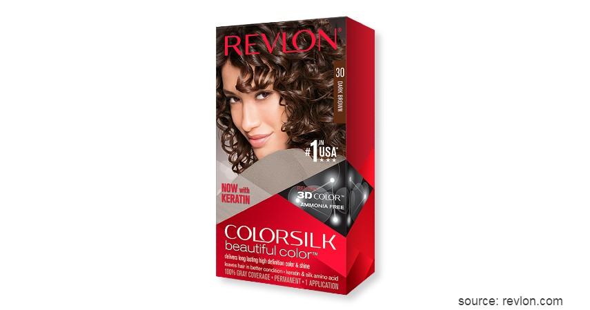 Revlon ColorSilk Beautiful Color - 9 Merk Cat Rambut yang Bagus dengan Harga Terjangkau
