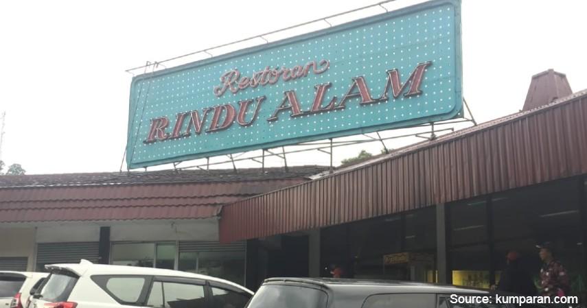 Rindu Alam 1 - 7 Restoran Indonesia yang Tutup Di Tahun 2020 Akibat Pandemi Corona