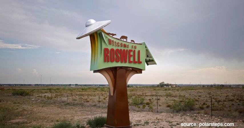 Roswell Amerika Serikat - 7 Kota Terunik di Dunia dengan Ciri Khas Keren