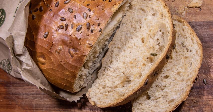 Roti Flax Seed - Jenis Roti untuk Diet Tinggi Serat dan Bikin Kenyang Lebih Lama
