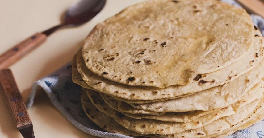 Roti Jagung atau Tortilla - Jenis Roti untuk Diet Tinggi Serat dan Bikin Kenyang Lebih Lama