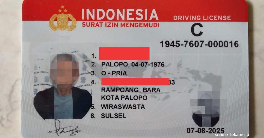 SIM C - 6 Jenis SIM Beserta Biaya Pembuatannya