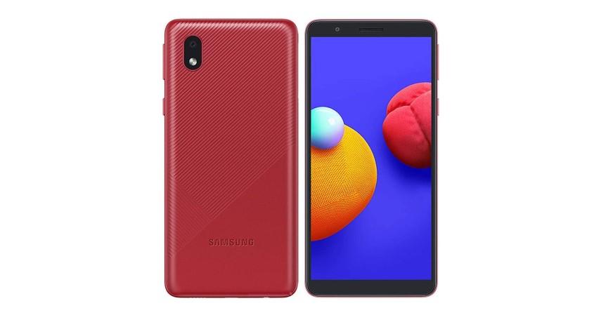 Samsung Galaxy A01 Core - 5 Handphone Paling Laris di Indonesia Selama 2020