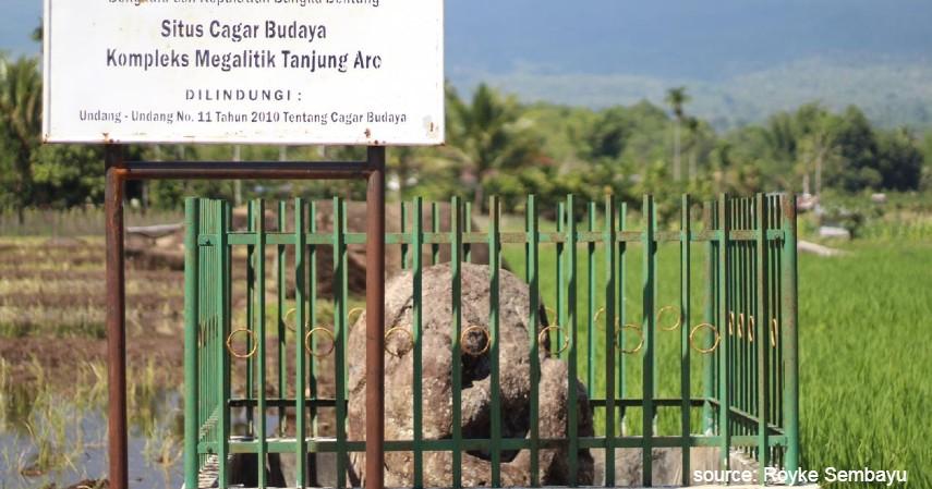 Situs Megalitik Tanjung Aro - 8 Wisata Pagaralam Paling Hits