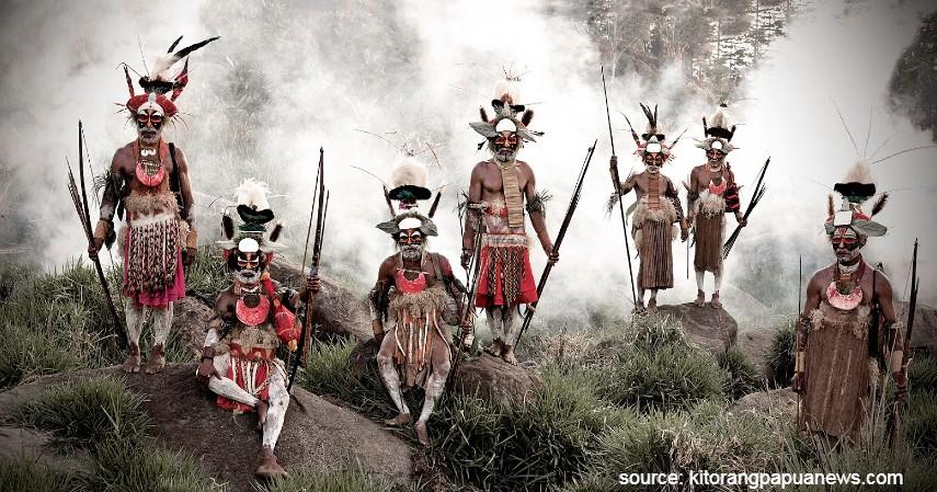 Suku Asmat - 17 Suku di Indonesia yang Wajib Diketahui