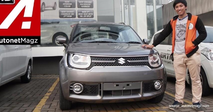 Suzuki Ignis - 7 Mobil Bekas Tahun Muda Di Bawah Rp100 Juta Berkualitas Tinggi