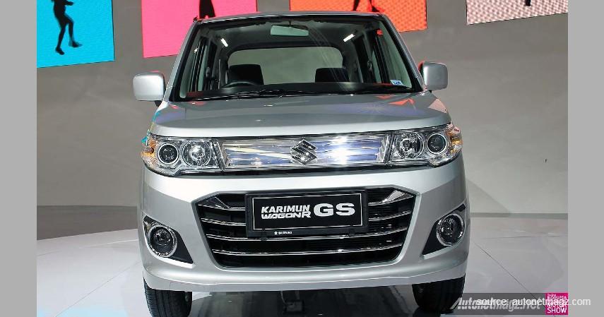 Suzuki Karimun GS AT - 7 Mobil Bekas Tahun Muda Di Bawah Rp100 Juta Berkualitas Tinggi