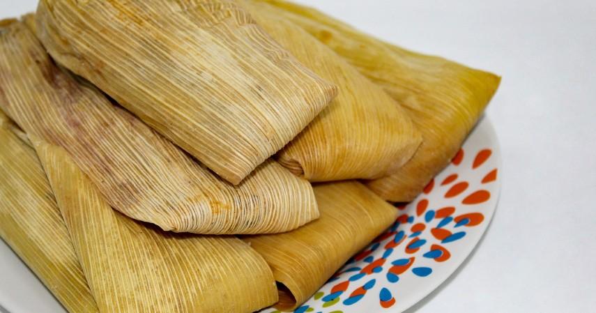 Tamale Meksiko - 9 Jenis Kuliner Khas Tahun Baru di Berbagai Negara