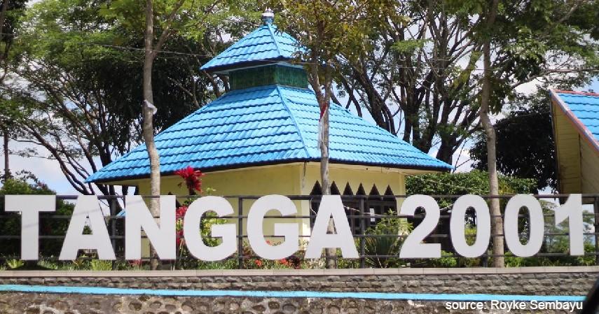 Tangga 2001 - 8 Wisata Pagaralam Paling Hits
