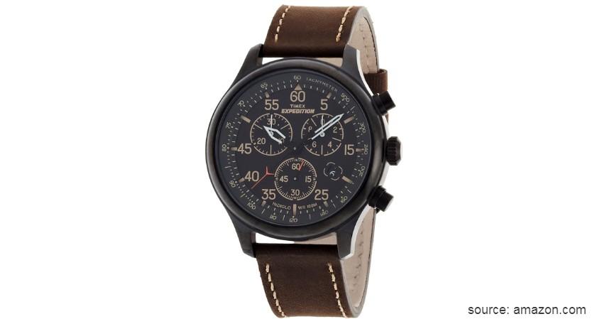 Timex Expedition Field Chronograph Watch - Rekomendasi Jam Anti Air Terbaik untuk Pria