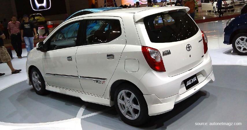 Toyota Agya G AT - 7 Mobil Bekas Tahun Muda Di Bawah Rp100 Juta Berkualitas Tinggi