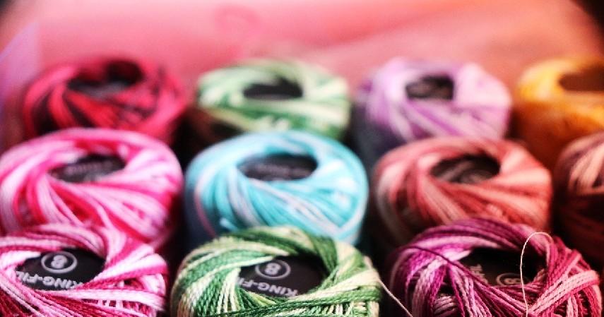 Warna yang Beragam - Peluang Bisnis Noken Papua yang Diakui UNESCO