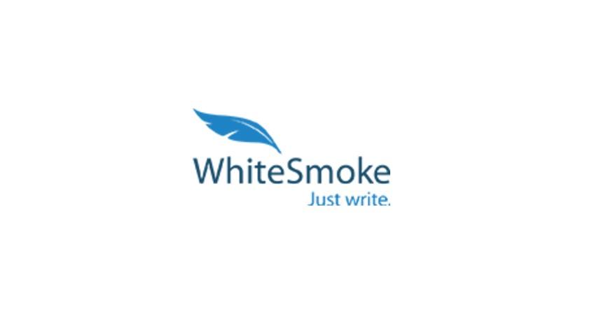 WhiteSmoke - 12 Aplikasi Untuk Cek Tata Bahasa atau Grammar Inggris Gratis