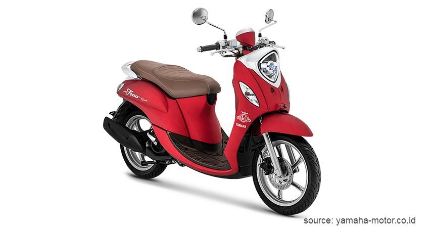 Yamaha Fino Grande - Daftar dan Harga Motor Matic Terbaru