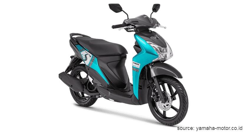 Yamaha Mio S 125 Blue Core - Daftar dan Harga Motor Matic Terbaru