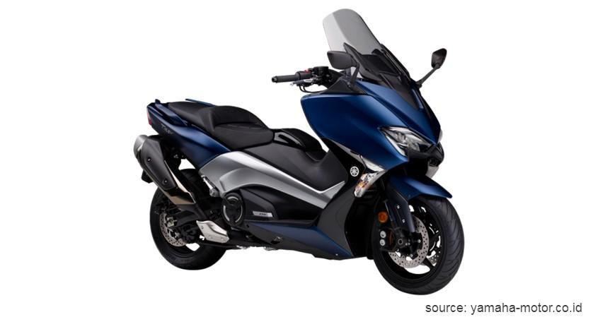 Yamaha TMAX DX - Daftar dan Harga Motor Matic Terbaru