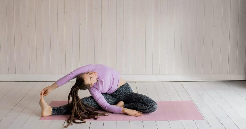 Yoga - Olahraga Peninggi Badan Paling Cepat dan Efektif