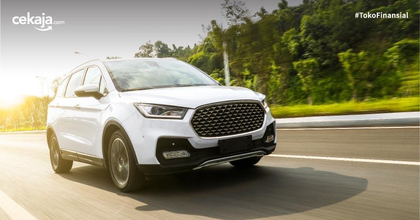 Daftar Mobil SUV Murah Asal China Rp200 Jutaan