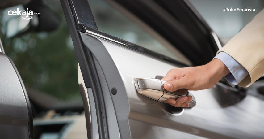 Jenis Bukaan Pintu Mobil