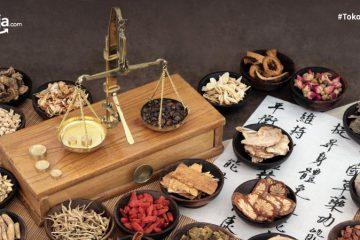 6 Obat Herbal Cina Legendaris dengan Sederet Khasiatnya