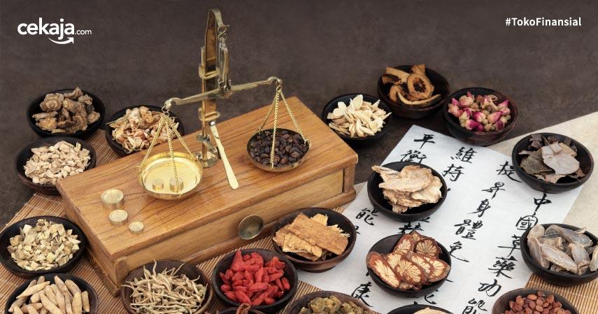 Obat Herbal Cina Legendaris
