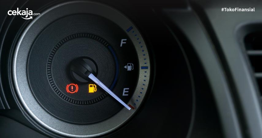 6 Bahaya Tangki Bensin Mobil Kosong Perlu Diwaspadai, Apa Saja?