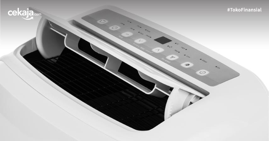 7 Merk AC Portable Terbaik, Hembusan Angin Sejuk dan Harga Terjangkau