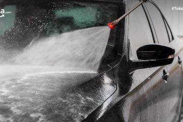 Merk Mesin Steam Terbaik untuk Buka Usaha Cuci Mobil dan Motor