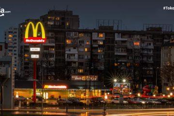 8 Restoran McDonald's Termewah di Dunia dengan Desain Unik