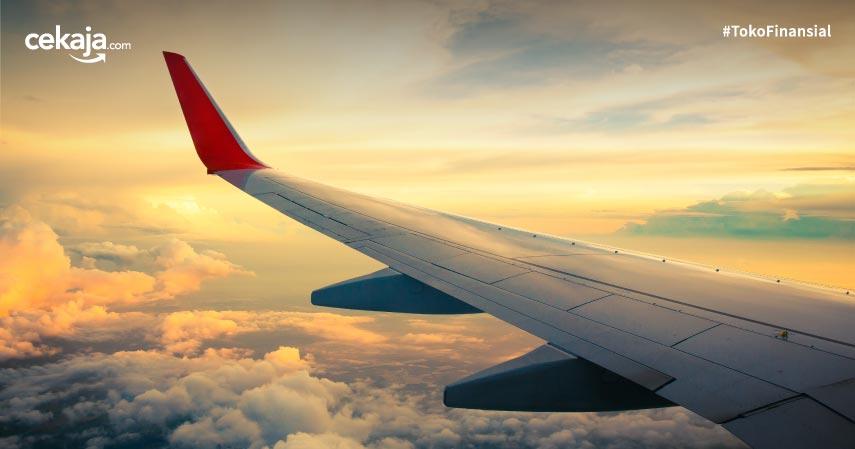 Cara Mengatasi Fobia Naik Pesawat