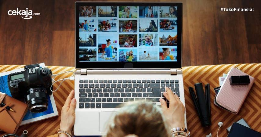 Layanan Penyimpanan Foto Terbaik Online dan Gratis